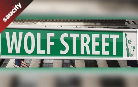 Wolf Street slot machine