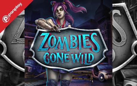 Zombies Gone Wild slot machine