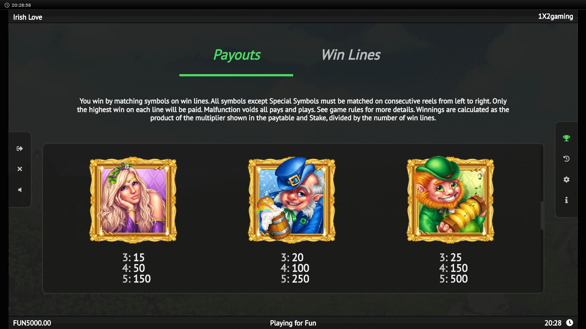 1x2Gaming Online Casinos & Slot Machines
