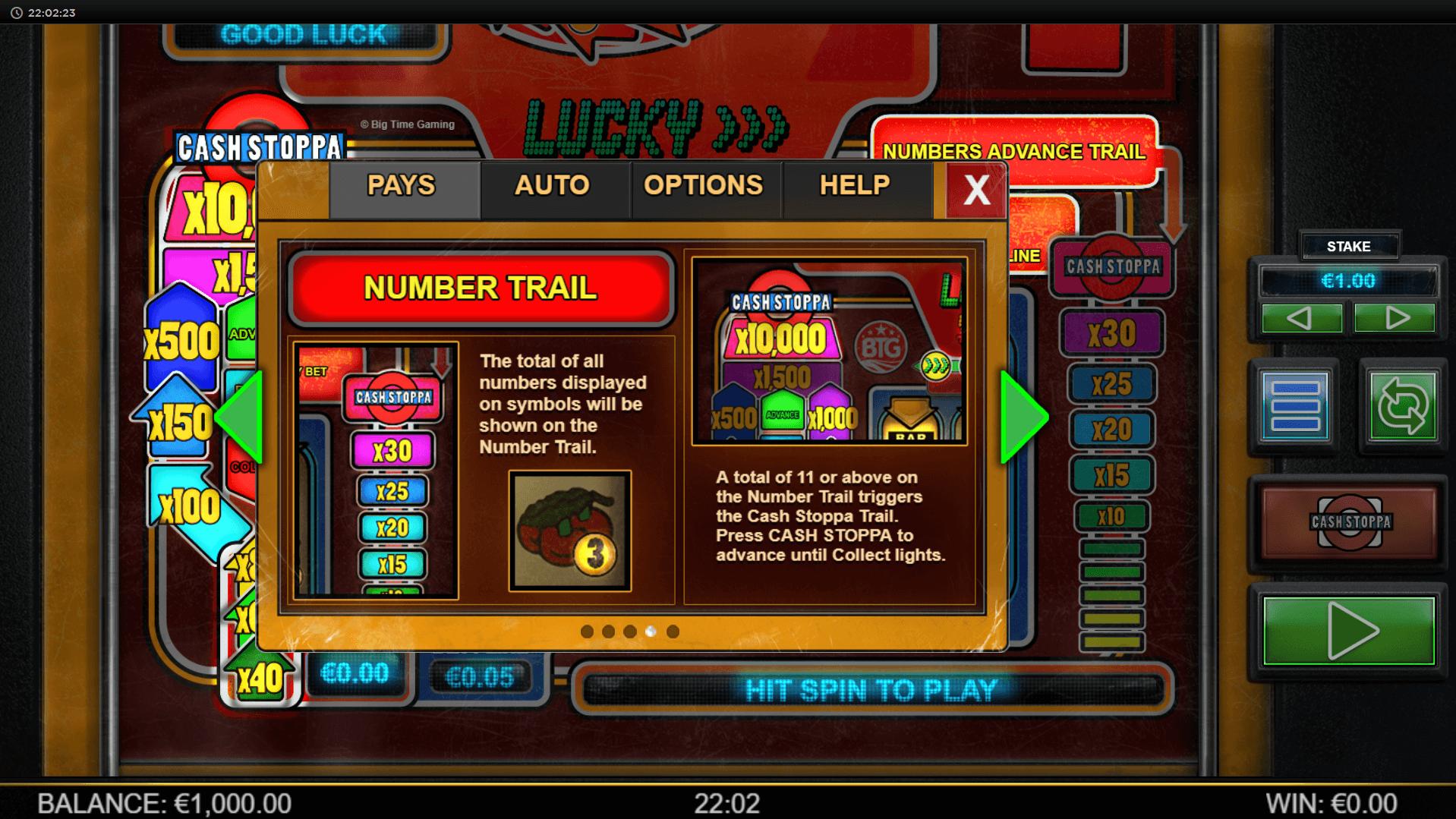 Play Big Top Extravaganza Slot Machine Free with No Download