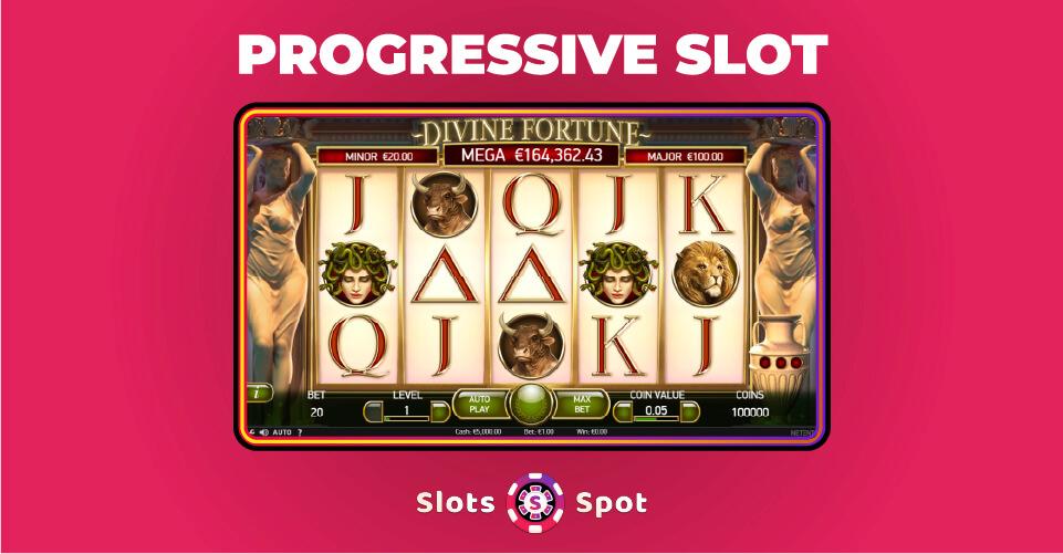 Progressive slot image