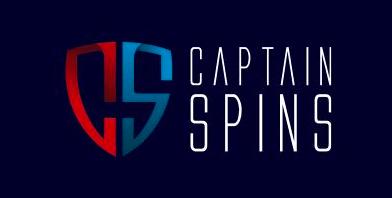 Captain Spins Casino logo