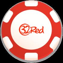 32red casino bonus chip logo
