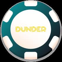 dunder casino bonus chip logo
