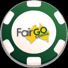 fair go casino bonus chip logo