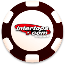 intertops casino bonus chip logo