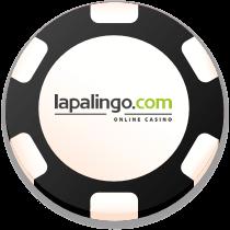 lapalingo casino bonus chip logo