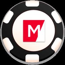 maria casino bonus chip logo