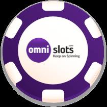 omni slots casino bonus chip logo