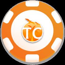 tropica casino bonus chip logo