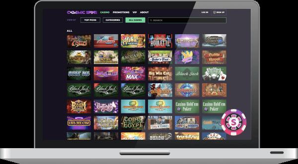 Cosmic Online Casino