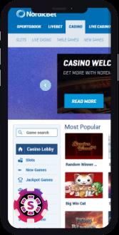 nordicbet casino mobile