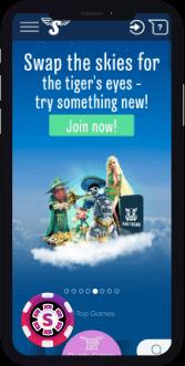 sloty casino mobile