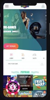spinia casino mobile