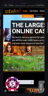 stake7 casino mobile