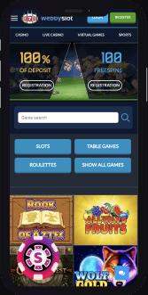 webbyslot casino mobile