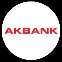 akbank casino payment logo