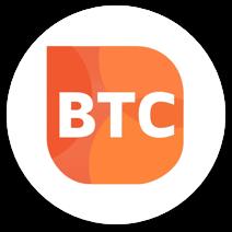 btc casino payment logo