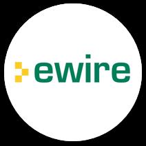 ewire casino payment logo