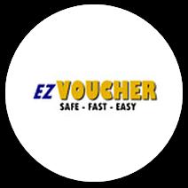 ez voucher casino payment logo