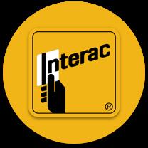 interac casino payment logo