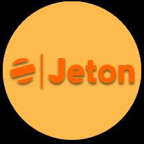 jeton casino payment logo