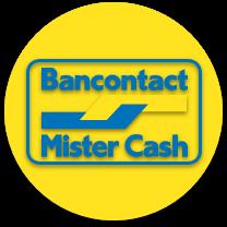 mistercash casino payment logo