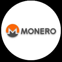 monero casino payment logo
