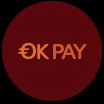 okpay casino payment logo