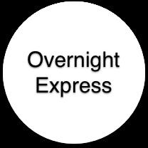 overnight express casino payment logo