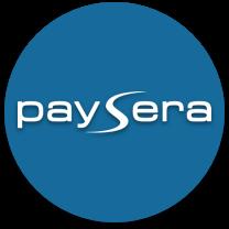 paysera casino payment logo