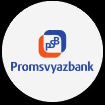 promsvyazbank casino payment logo