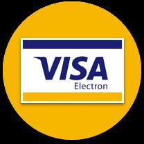 visa electron casino payment logo