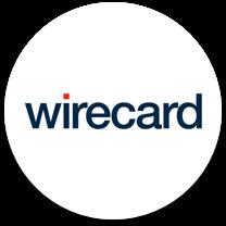 wirecard casino payment logo