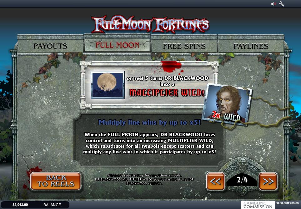casino game full moon fortunes
