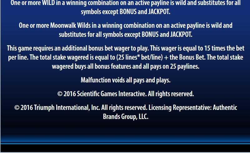 michael jackson king of pop slot machine detail image 8