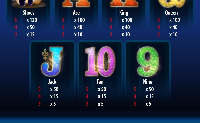 michael jackson king of pop slot machine detail image 7