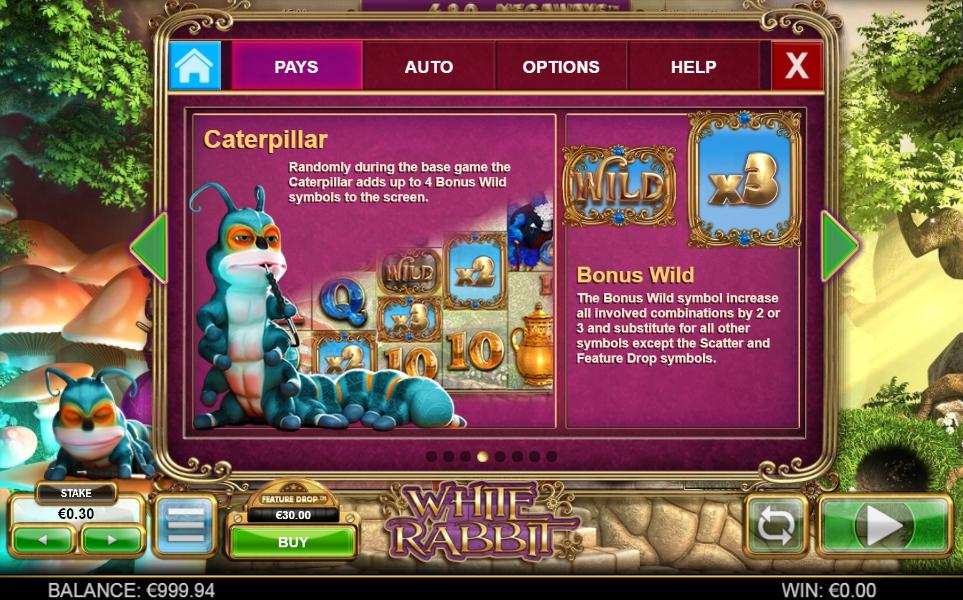 Play No Download BunnyS Rabbits Slot Machine Free Here
