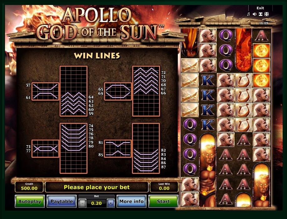 Stocks apollo god of the sun slot machine online novomatic queen]