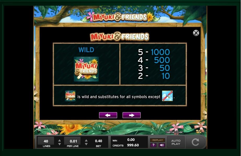 Miyuki And Friends Slot Machine Á—Ž Play Free Casino Game Online By High5games