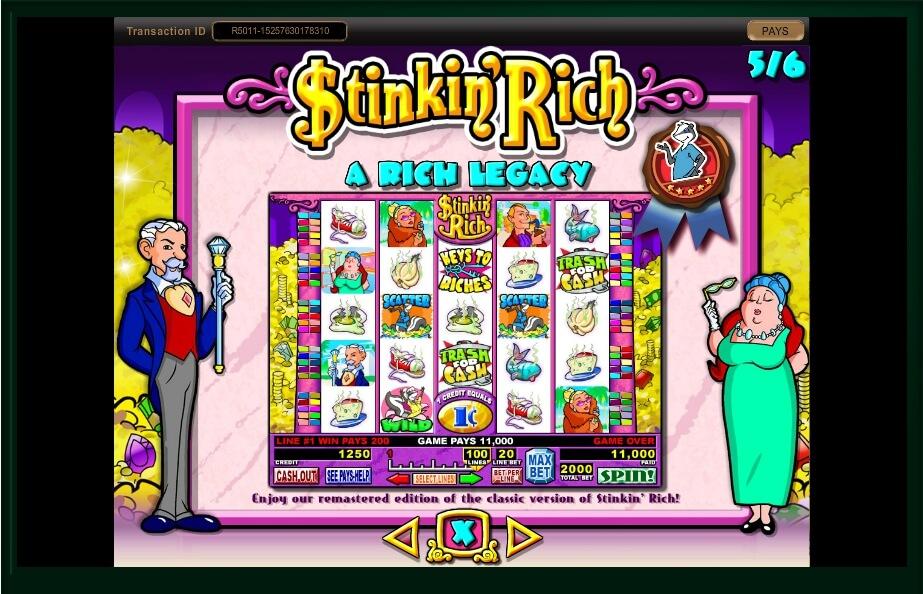 Stinkin Rich Slot Machine Download