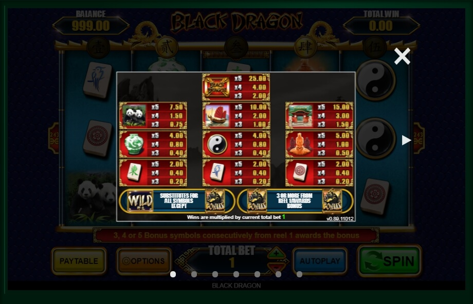 Play Dragon Ship Slots Free with No Download