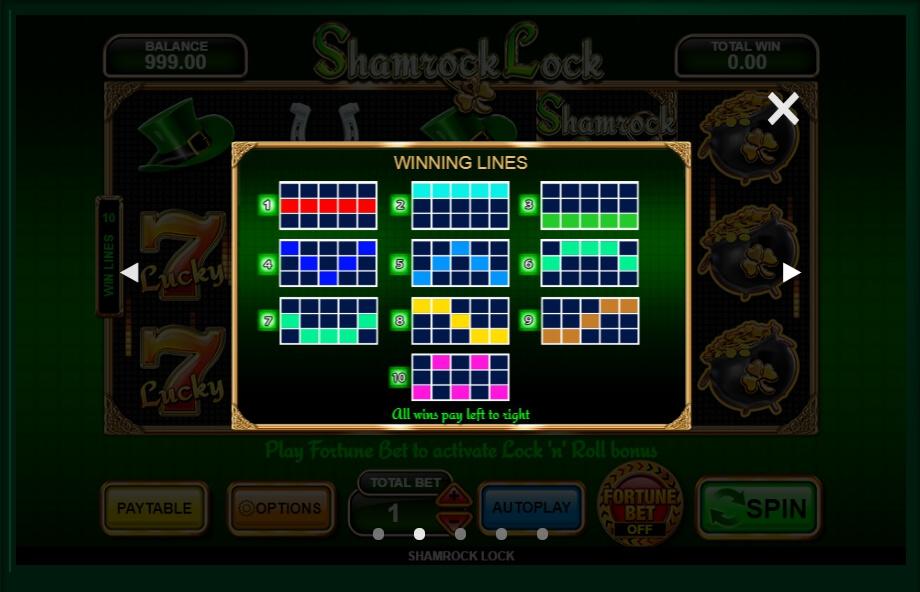 Fruit Stack Locked Gold Slot Machine