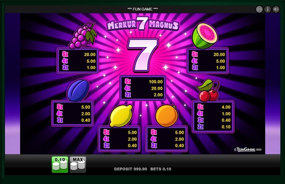 Free Slots Merkur