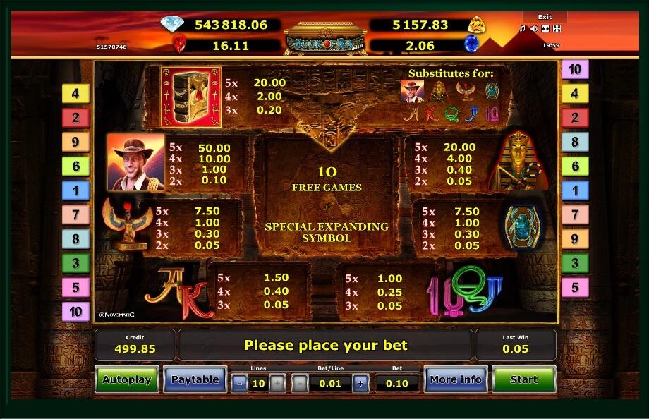 Slot Machine Online Gratis Book Of Ra Deluxe