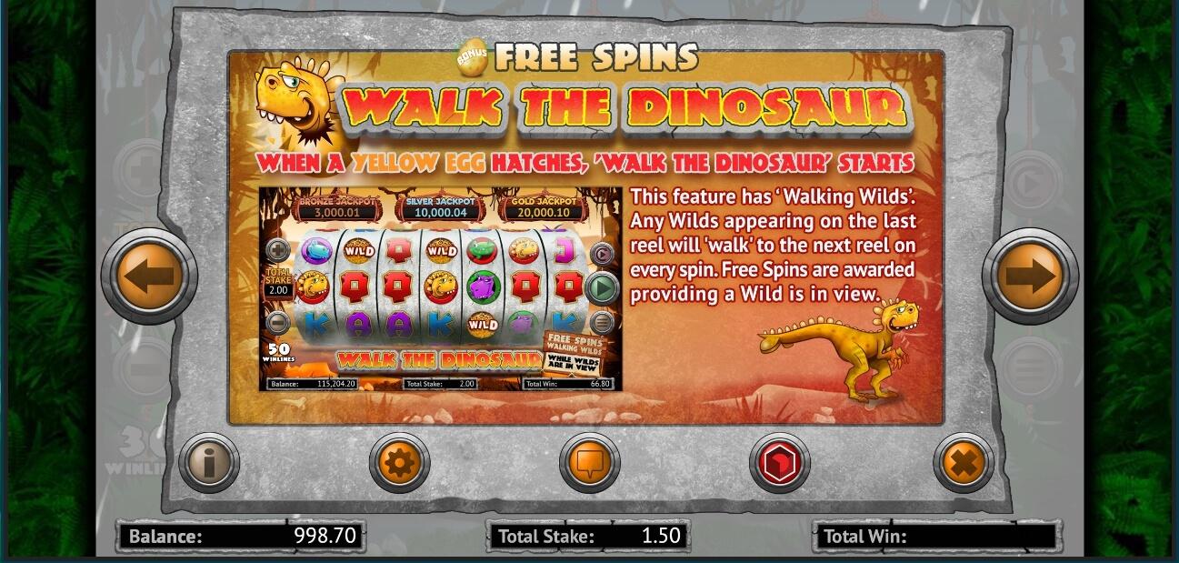 Rolling Stone Age Slot Machine