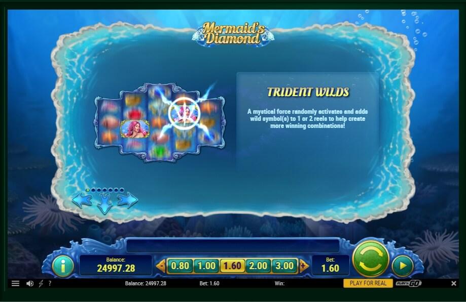 Spiele MermaidS Diamond - Video Slots Online