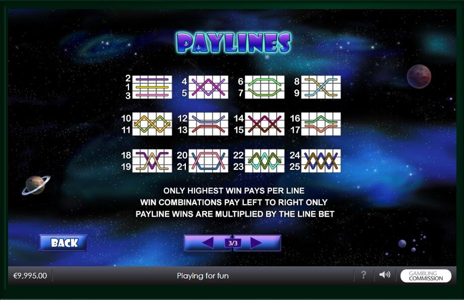 Cosmic Disco Slot Machine