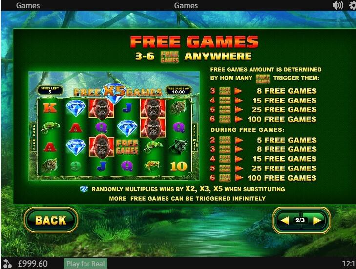 Epic Ape Slot Machine