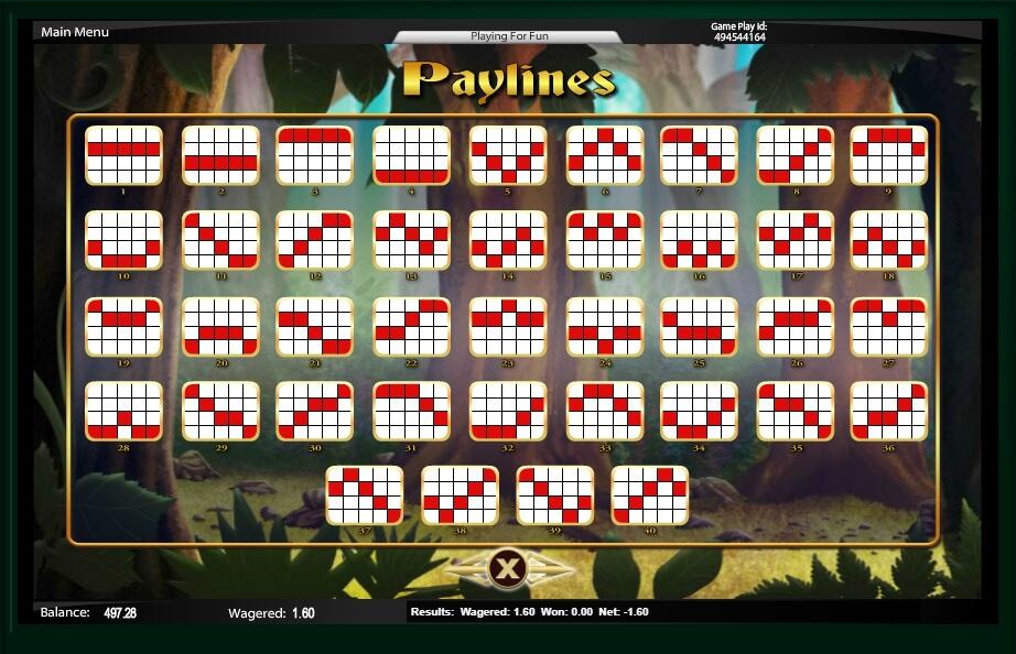 Irich slot game